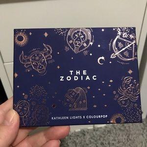 The zodiac palette